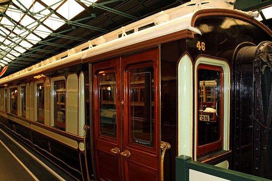 National Railway Museum: Koninklijk treinstel