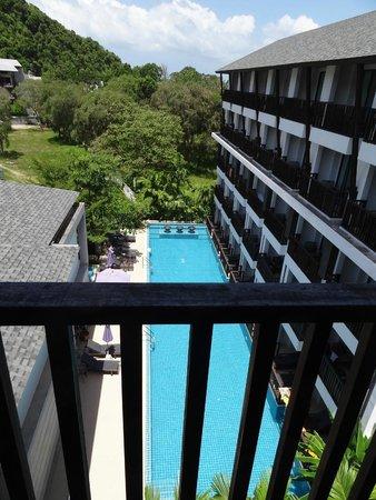 Apasari Krabi : Vue de la chambre