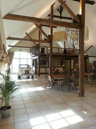 Château d'Urspelt : feestlocatie vergadercentrum