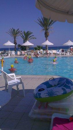 Omar Khayam Club : Water polo