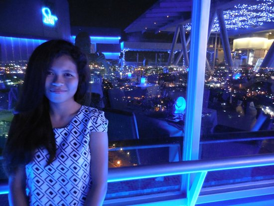 Marco Polo Plaza Cebu : Restaurant Blue Marco Polo Cebu