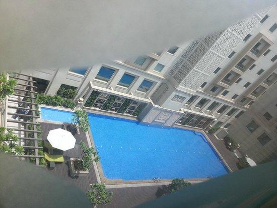 Lemon Tree Premier: Pool View From Room