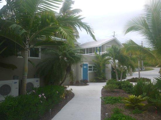 Exuma Beach Resort: entrance of the hotel