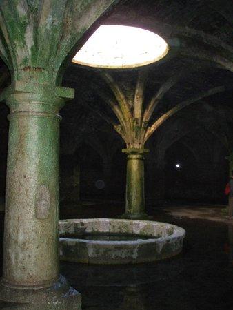 Citerne Portugaise : citerne de la cité portugaise El Djadida