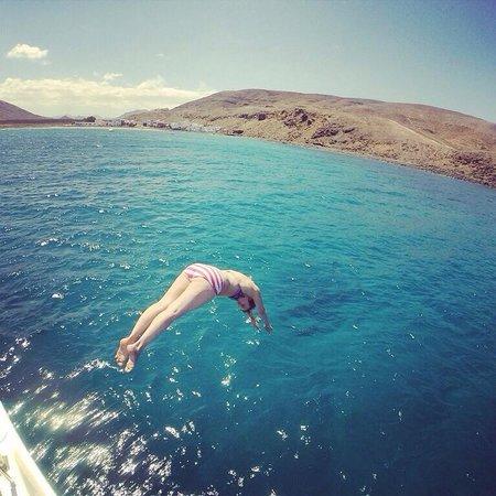 Oby_Catamaran Caleta de Fuste Fuerteventura - Picture of Oby Catamaran, Corra...