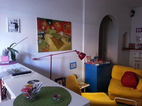 Pascia Room & Breakfast: hall