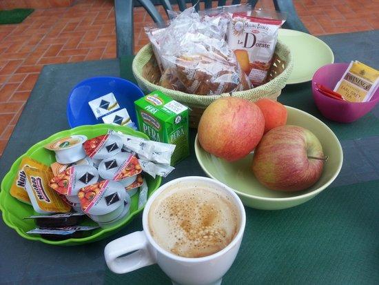 Pascia Room & Breakfast : Petit déjeuner
