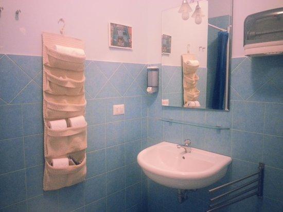 Pascia Room & Breakfast : Salle de bain