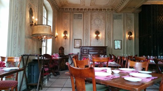 Café Pushkin : Cafe Pushkin