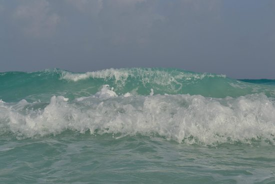 Hotel Riu Palace Riviera Maya: sea