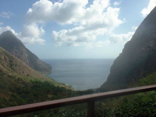Ladera Resort : Our View