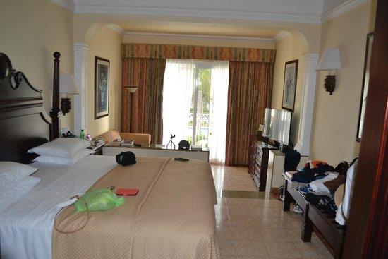 Hotel Riu Palace Riviera Maya: all rooms are the same