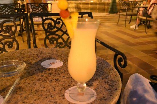 Hotel Riu Palace Riviera Maya : pina colada