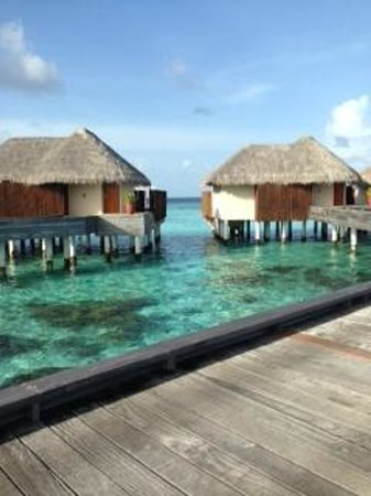 W Maldives: Room with a view