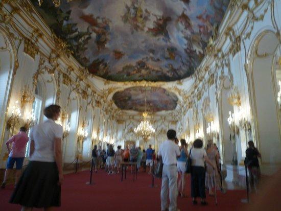 Schloss Schönbrunn: Imperial ball room