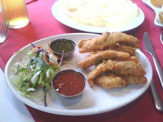 Masala Twist Helensburgh: The starter was tasty