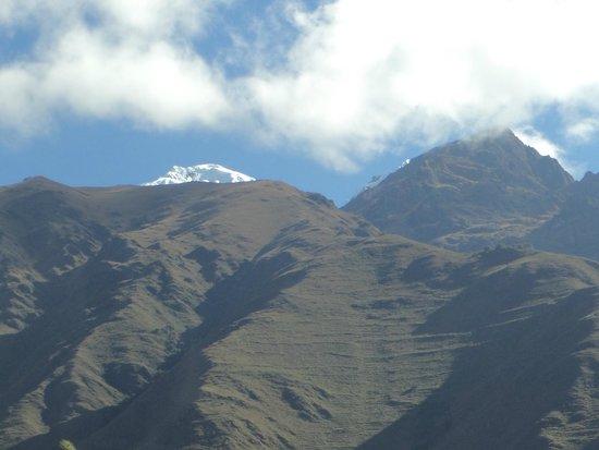 PeruRail - Vistadome: Vista da janela