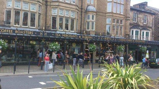 Bettys Cafe Tea Rooms - Harrogate: Battys Harrogate