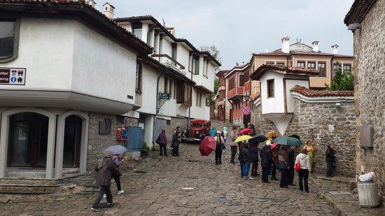Plovdiv Old Town: Plovdiv sokakları