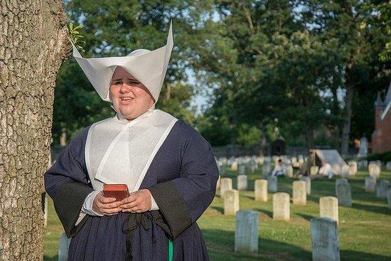 National Shrine of St. Elizabeth Ann Seton: Sister of Charity