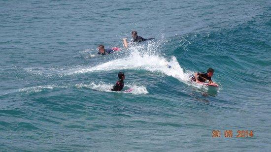 Hotel Floresta: Surfers