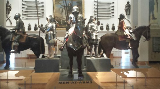 Royal Armouries Museum: War Gallery