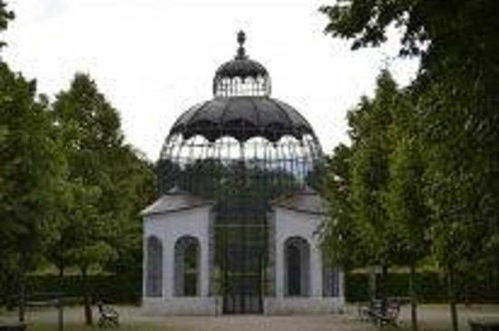 Schloss Schönbrunn: птичник