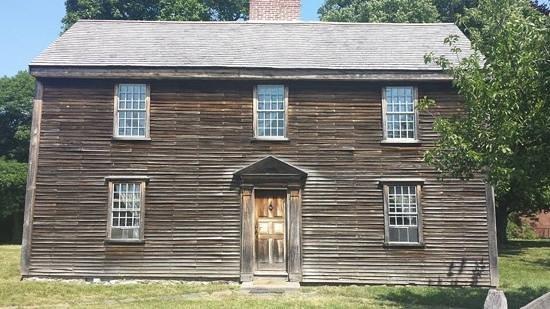 Adams National Historical Park : John Adams Birthplace