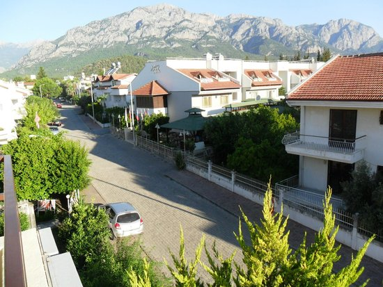 Konar And Doruk : Панорама с балкона номера