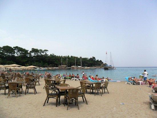 Konar And Doruk : Песчаный  пляж