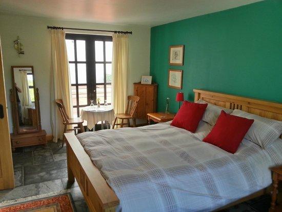 Anseo B&B : Our nice room