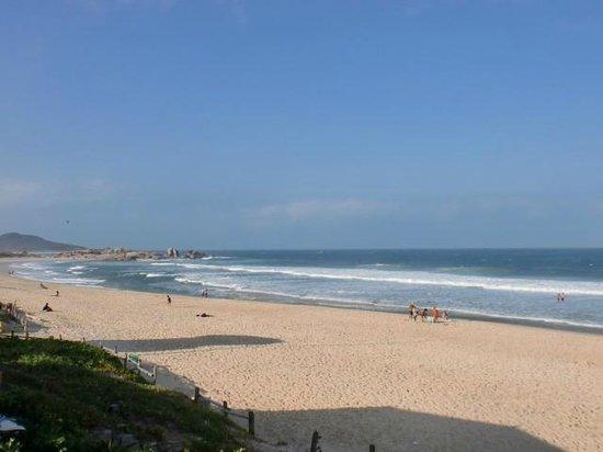 Praia Mole: A praia