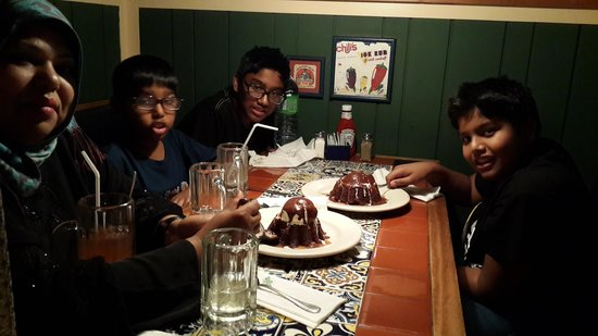 Niyam's Birthday @ Chili's Riyadh