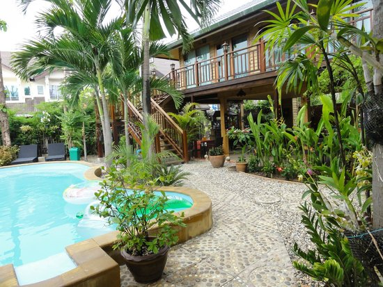 Guesthouse Liam's Suan Dok Mai : Beautiful scenery