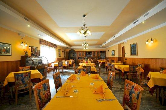 Antica Croce: Sala da pranzo