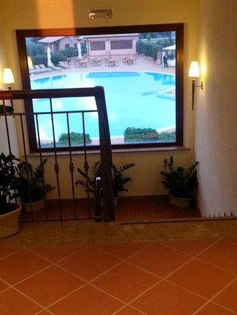 Popilia Country Resort: dalle scale