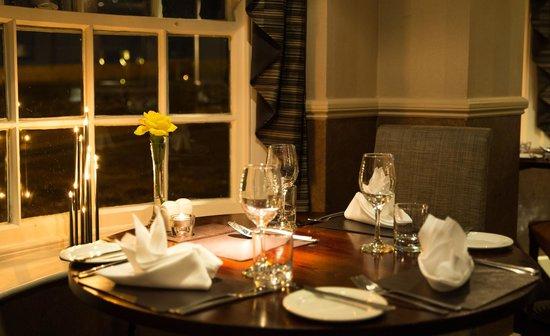 Quayside Restaurant: Quayside Hotel Restaurant