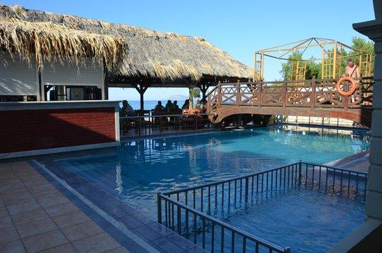 Galini Beach & Eden Hotel: swimming pool