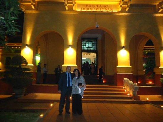 Vietnam National Museum of History: fachada