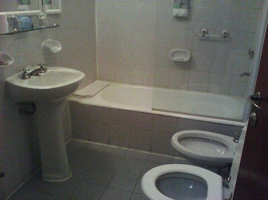 Hotel Cap Polonio: baño