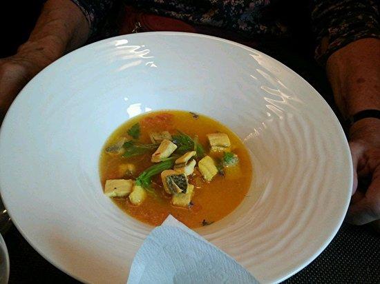Rathaus: Fish soup