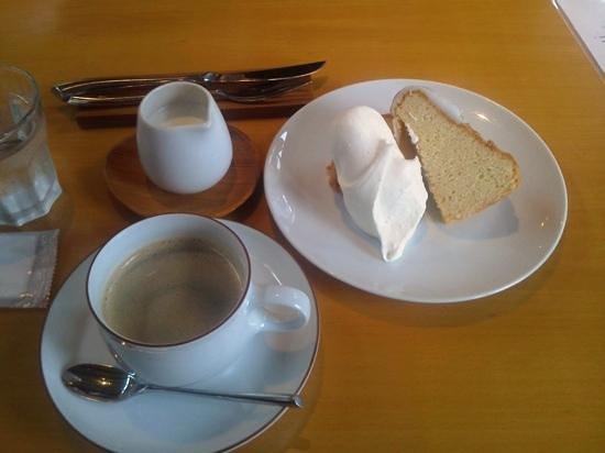 カフェ シエル, クグロフセット