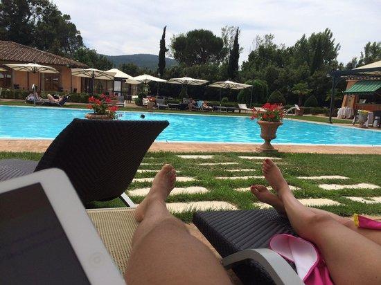 Il Piccolo Castello Hotel: piscina