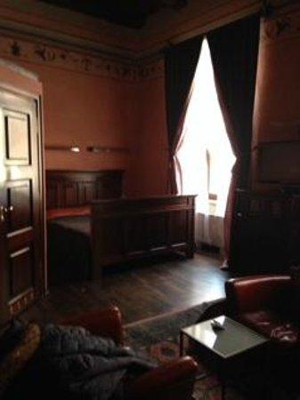 Hotel Copernicus: hotel room