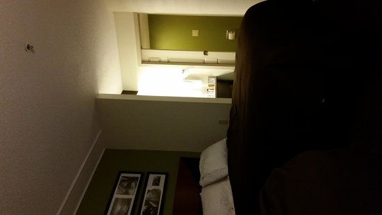 Sleep Inn Beaver-Beckley: room was very clean and comfortable