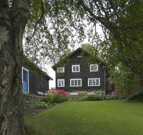 Sigrid Undset's Home Bjerkebæk