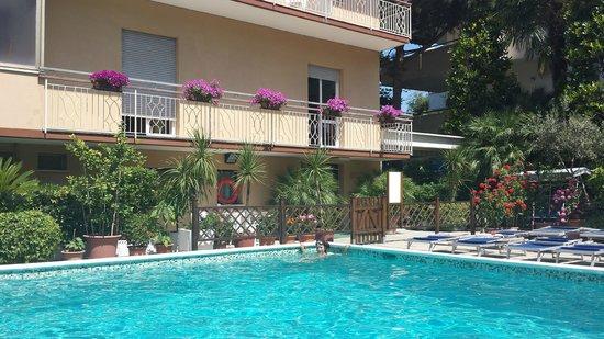 Hotel Madeira: piscina