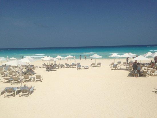 Secrets The Vine Cancun : Beach