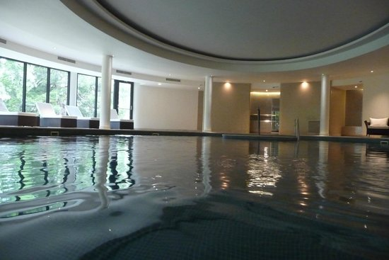 Terra Nostra Garden Hotel : Indoor swimming pool