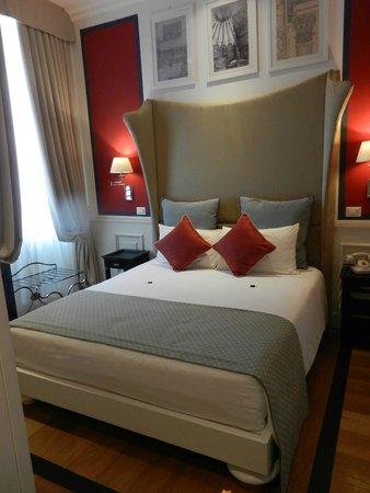 Hotel Bologna: Camera